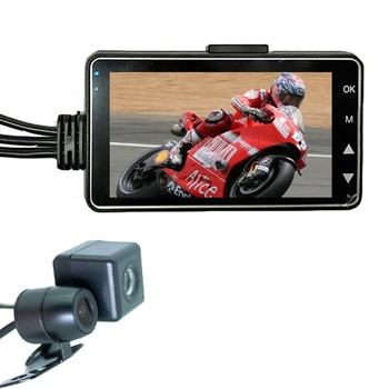 A11 new model motorcycle dvr Video Recorder /dual camera Car Black Box/Car Driving Recorder