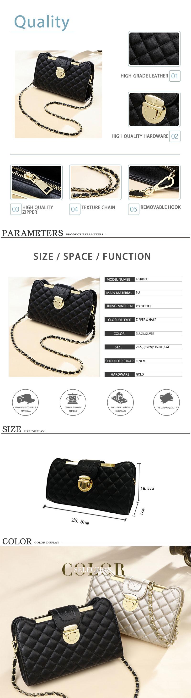 Xiaoniu देवियों Crossbody बैग महिलाओं चैनल पर्स हैंडबैग