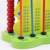 New design Montessori early educational color perception abacus learning Wooden computing rack toy