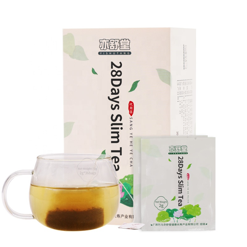Mulberry leaf lotus leaf tea benefits chinese Weight Loss Tea detox tea - 4uTea | 4uTea.com