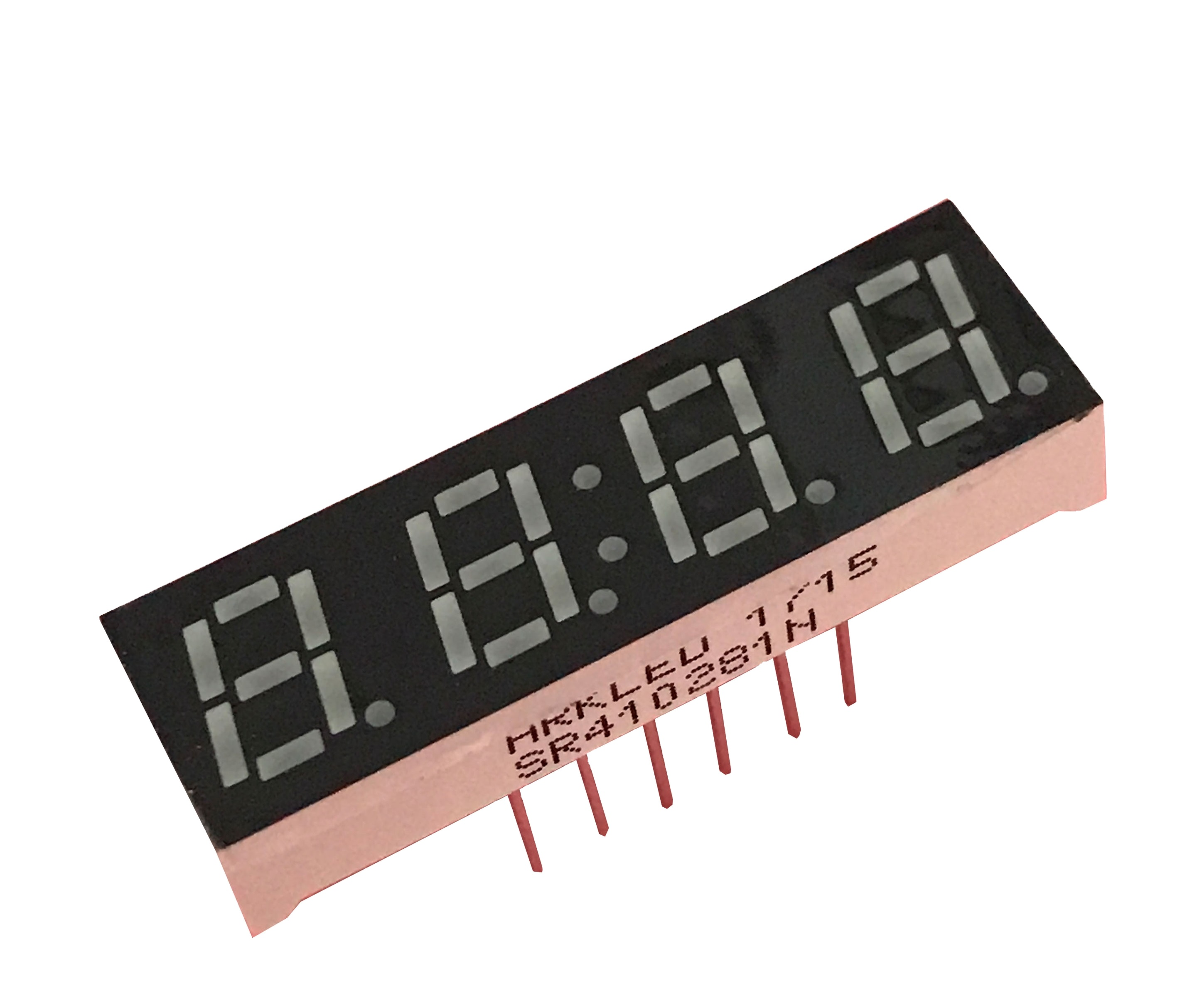 Hot sale small size indoor 0.28 inch 4 digit 7 Segment LED numeric Display module