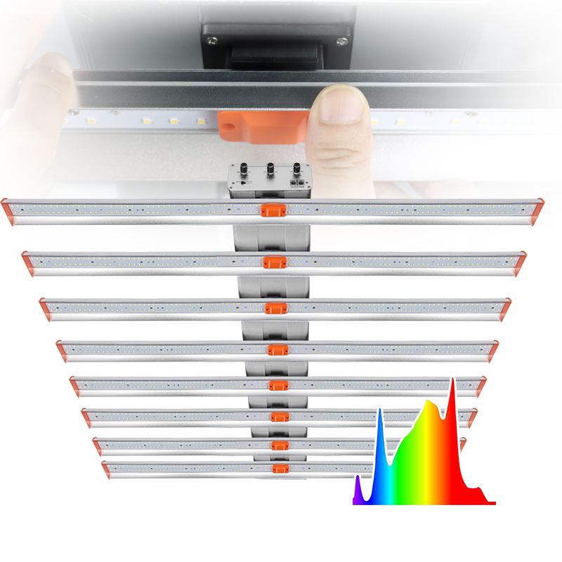 Competitive Price Led Grow Llight Bar Led Grow Light Review Big Led Grow Light Manufacturer From China