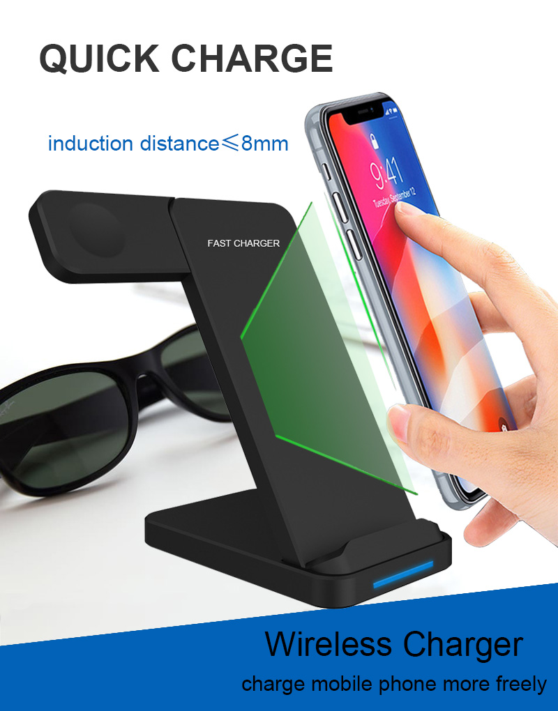 wireless charger Holder
