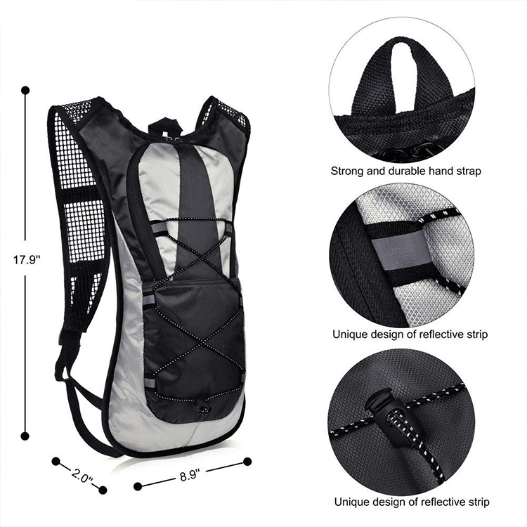Osgoodway2 Promotional cheap price outdoor sports bicycle riding mountaineering hydration water bag backpack