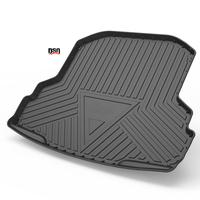 Hot sale durable waterproof car mat trunk mat used for Honda odyssey year 2015-2019