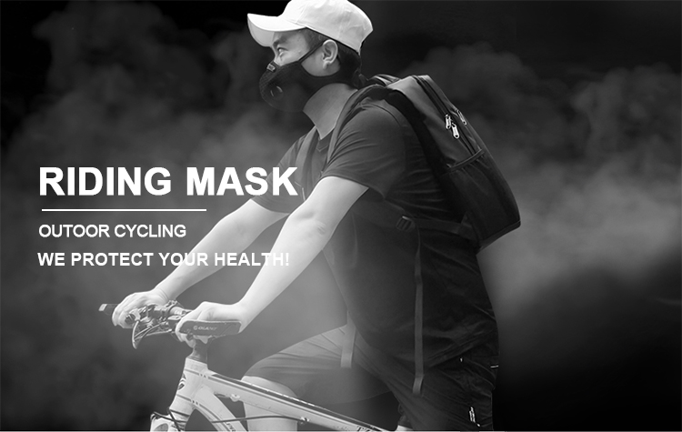 Outdoor Five Layer Filter Sports Mask Sport Type Riding Safety Sport Face Mask