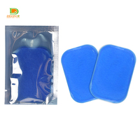EMS Gel Pads Replacement Pads Abdominal Muscle Trainer hydrogel electrode Pad