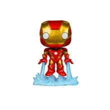 FUNKO POP Мстители Марвел Тор Тони Старк танос Виниловая фигурка Коллекционная модель игрушки для детей Рождественский подарок(Китай)