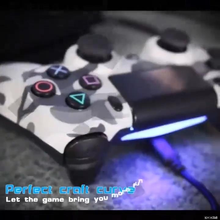22 Color Customize Joysticks Game Controller Bluetooth Gamepad PS4 Controller Wireless Controles de PS4