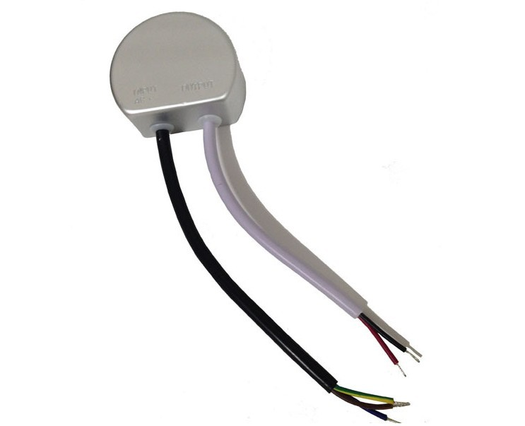 12V 25W constant current LED driver aluminium Waterproof driver led for outdoor