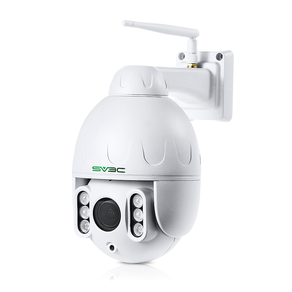 Definisi Tinggi 265 Wifi 5MP Ip Kamera 5 Megapiksel Mini Speed Dome PTZ Pan Tilt Dome CCTV