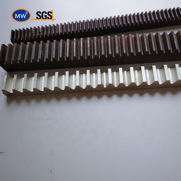 Best price rack pinion gear cnc M1.5 17X17X2000 for electric wheel fitness equipment