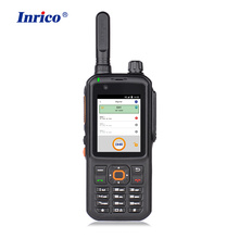 Inrico T368 Multi-Mode DMR + LTE Smart <span class=keywords><strong>Walkie</strong></span> <span class=keywords><strong>Talkie</strong></span> Ponsel dengan Depan + Belakang <span class=keywords><strong>Kamera</strong></span>