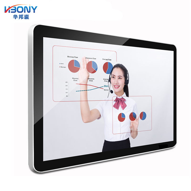 Lcd Display Digital Signage Panel Advertising Wholesale <strong>22</strong> 32 Inch Board Smart Equipment Touch Screen