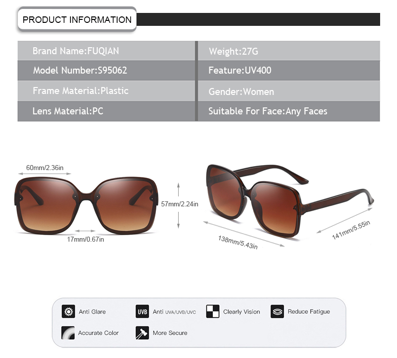 Fuqian how to check polarized sunglasses for business for racing-11