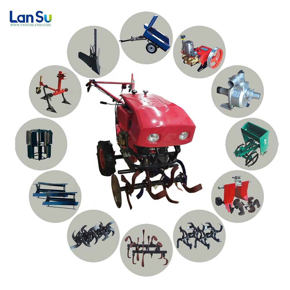 tractor pto mini rotary mini tiller cultivator power tiller weeder