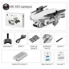 Мини-Дрон 480P 1080P 4K HD широкоугольная камера WiFi Fpv воздушное давление удержание высоты складной Квадрокоптер RC Дрон Вертолет игрушка(Китай)