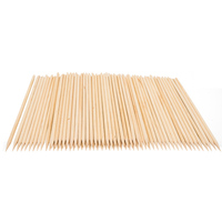Biodegradable BBQ Bamboo Sticks Bamboo Skewers