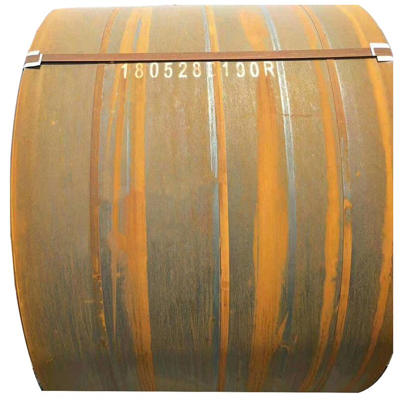 Spa-H JIS G3125 Q345GNHL 09CuPCrNiA Weather resistant corten steel plate