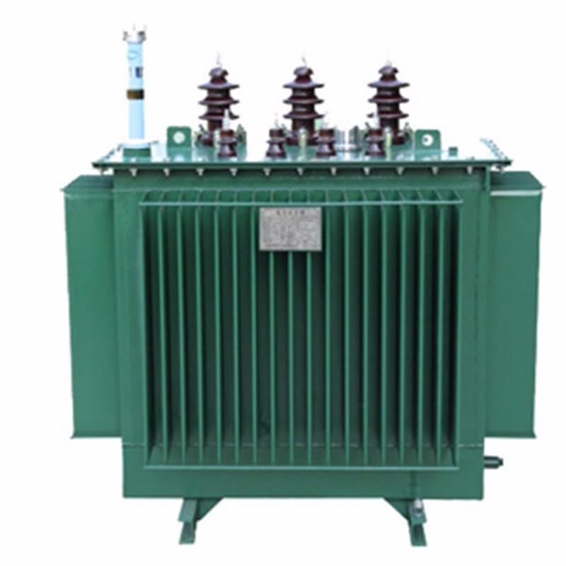 20kv/0.4kv 50kva oil immersed distribution transformer