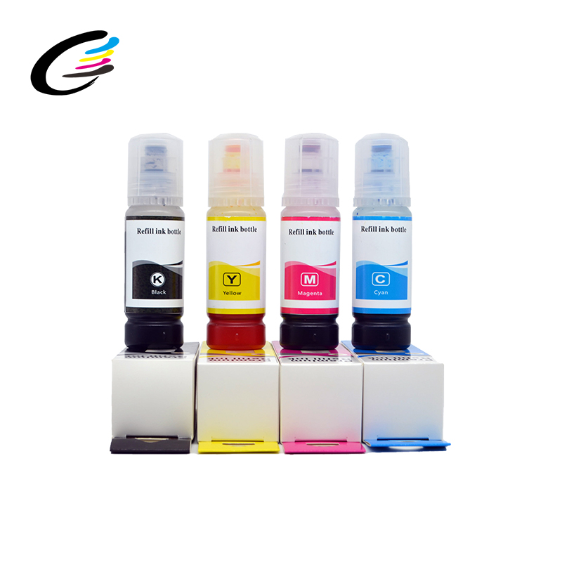 Fcolor 70ml High Quality Factory Price Water Based Dye Ink For EP L5158 Printer