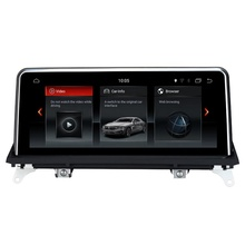 Android 8.1 steuergerät für BMW X5 X6 E70 71 2011 <span class=keywords><strong>2012</strong></span> 2013 CIC auto stereo 3G wifi bluetooth GPS navigation reverse kamera eingang