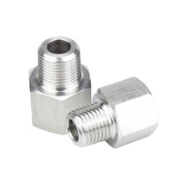 Female to Male NPT Threaded Adapter SS Stainless Steel 316 Pipe Fitting Connector Manufacturer