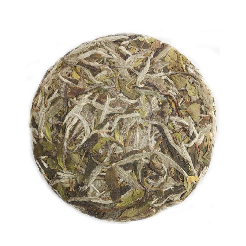 Chinese Organic Pai Mu Dan Baimudan White Peony Tea cake TuoCha 100 grams from Fuding Fujian - 4uTea | 4uTea.com