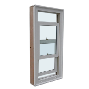 American standard aluminum single/double hung window american style
