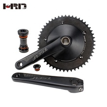 A15Z-AS880 Tracking <span class=keywords><strong>fiets</strong></span> crank set 175mm <span class=keywords><strong>fiets</strong></span> crank <span class=keywords><strong>carbon</strong></span> 7075 <span class=keywords><strong>fiets</strong></span> kettingwiel fixed gear single speed
