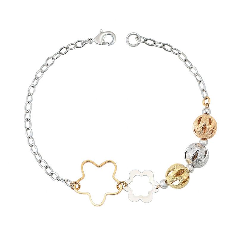 76938 Xuping Jewelry women fashion star charm bracelet, charm bracelet men