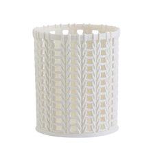 Пластиковые круглые держатели для ручек, компактная корзина для кухни, ванной, офисного стола, органайзер, сетчатый стильный держатель для ...(Китай)