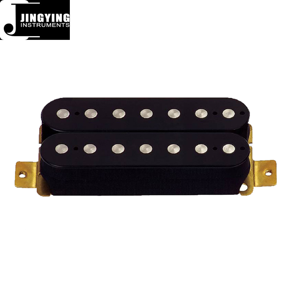 Wholesale Electric Guitar and Bass Pickups Series, 7HB01 Hard Rock Style Sound 7 Strings Guitar Pickups