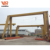Cheap price single girder gantry crane double beam