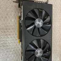 Graphics card sapphire RX470 RX570 RX580 4G 8G Video Card for gaming and mining miner used