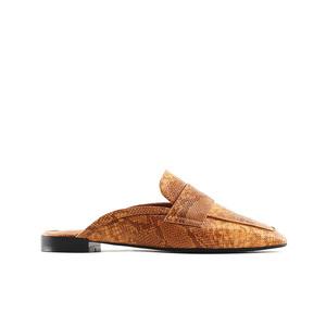 New design women chengdu factory Shoes fashion mules slip On flat sandals for ladies