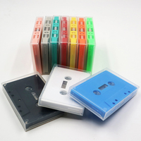 New arrival Various color Audio Tape Cassette case