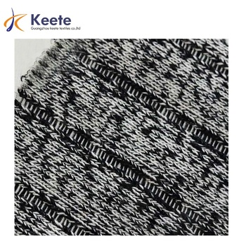 New polyester cotton blended yarn-dyed knitting terry cloth 46% polyester 54% cotton fabric wholesale