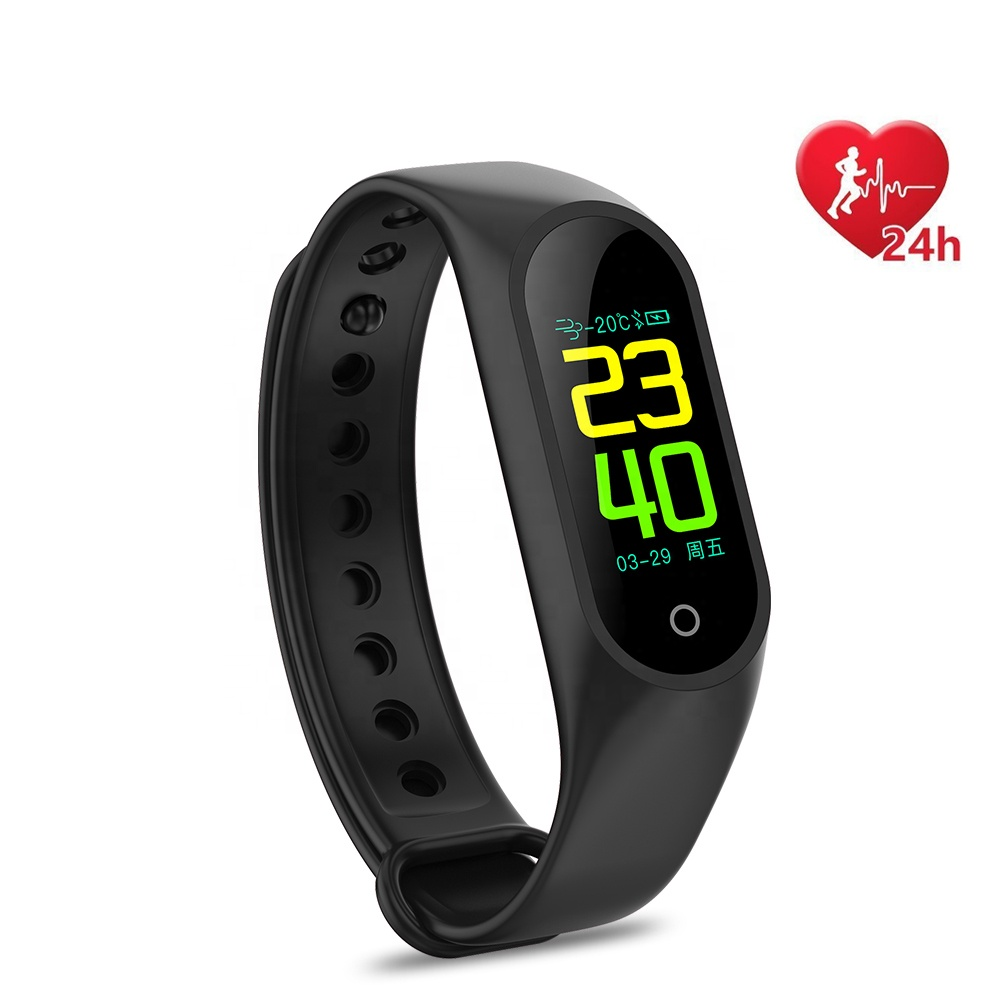 CE ROHS M3 Heart Rate Monitor Sport 피트니스 Watch Smart Bracelet
