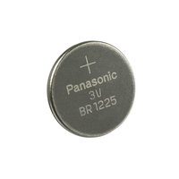 High Temperature Resistance Panasonic BR1225 lithium button battery
