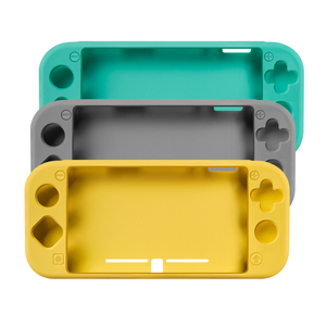 2019 High quality Odorless silicone cover protective case for nintendo switch lite console