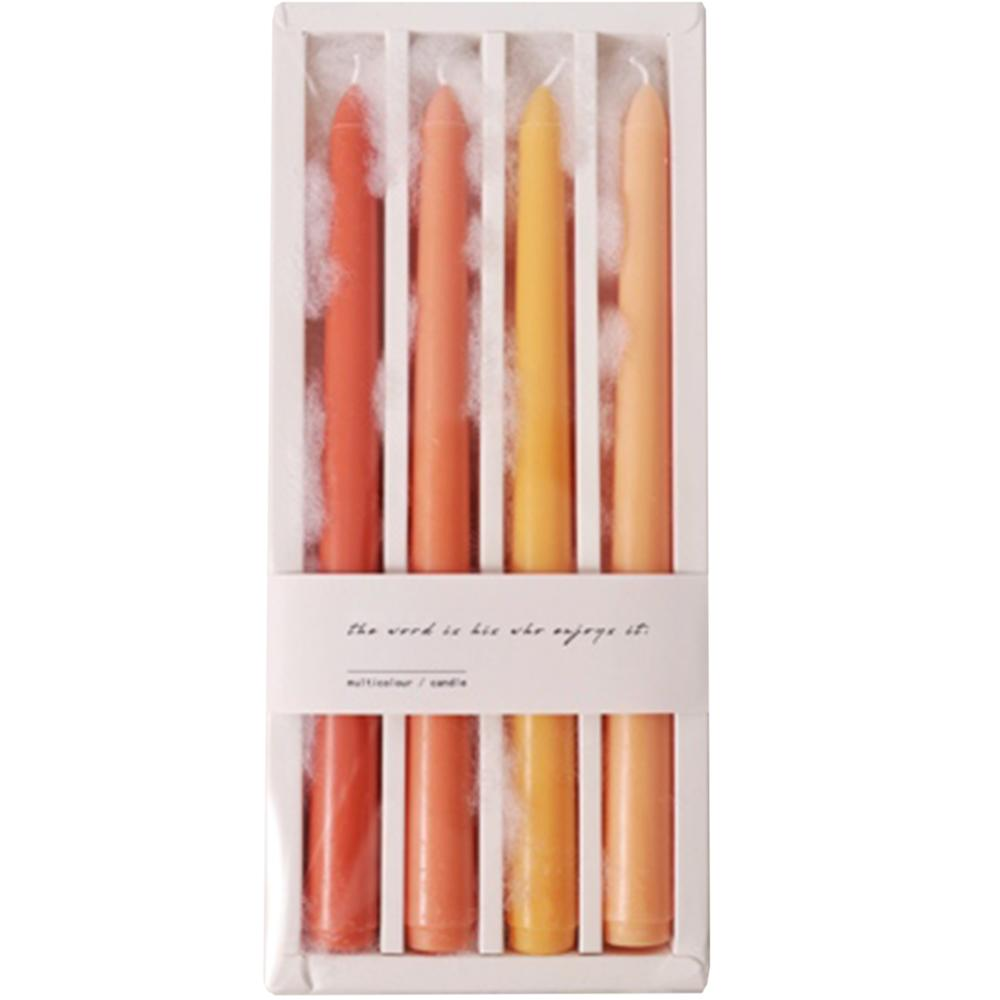 Wholesale Cheap Decorative Church Votive Scented Taper Candles Luxury Natural Wax stick utility household candles In Bulk