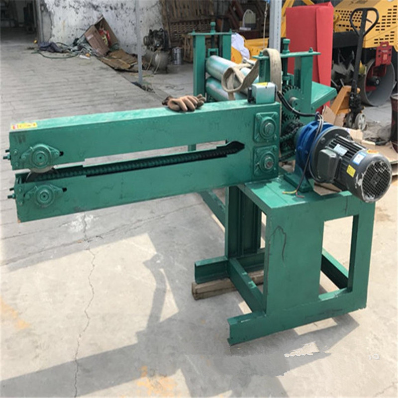 High productivity 4KW brake drum cutting machine