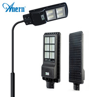Ip65 Outdoor All In One Solar Street Lamp Price 20W 40W 90W 60W 120W Integrated Led Solar Street Light