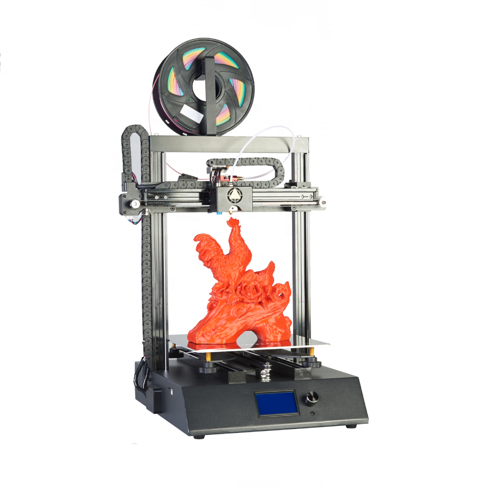 ORTUR factory updated desk Ortur-4 <strong>V1</strong> 3D printer China Anti-Fire / resume printing Reprap Prusa i3 higher speed OEM 3D Drucker