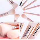 Wood Makeup Brush Set 2020 Hot Selling 9pcs Loli Powder Makeup Brushes Wooden Handle Foundation Blending Makeup Brush Set