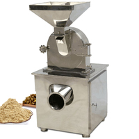 stainless steel commercial food grinder salt and pepper grinder pear crushing machine