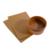 pe coated paper kraft paper roll for making cups