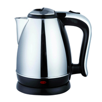 1.8L Cordless Electric Kettle Electronic Hot Water Heater Pot with Boil Dry Protection
