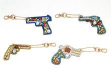 Сумка-брелок HUACAN для алмазной живописи в специальной форме, аксессуары для алмазной вышивки(Китай)